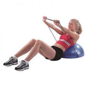 Inflatable Core Training